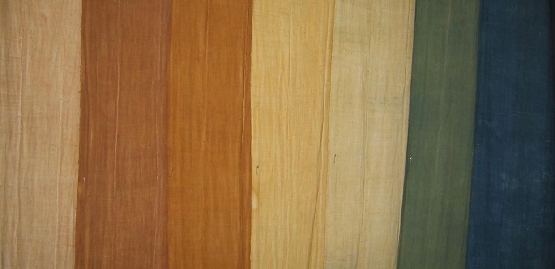 Naturfarger fra <strong>Mali</strong>